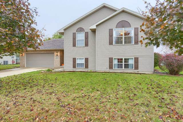 1502 E Grand Avenue, ST. JOSEPH, IL 61873 (MLS #10910544) :: Littlefield Group