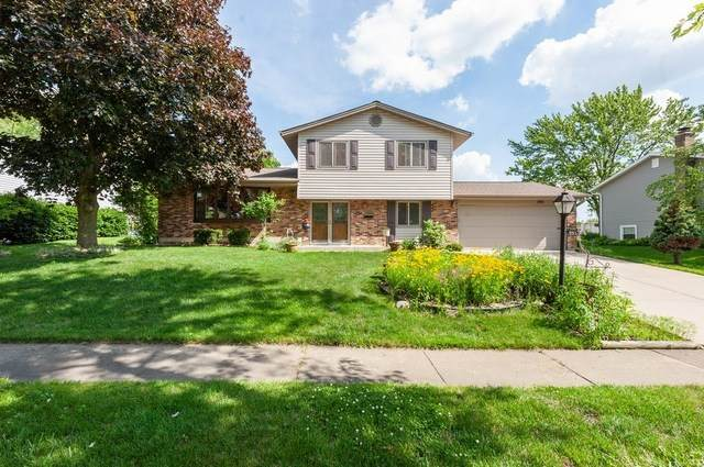 995 Colony Lane, Hoffman Estates, IL 60192 (MLS #10910552) :: Littlefield Group