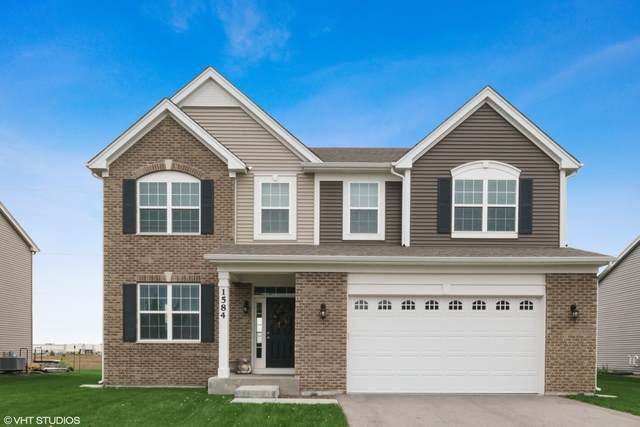 1584 Hearthstone Lane, North Aurora, IL 60542 (MLS #10910567) :: Helen Oliveri Real Estate