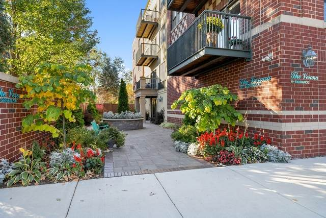 1107 Greenleaf Avenue 4F, Wilmette, IL 60091 (MLS #10910635) :: Property Consultants Realty