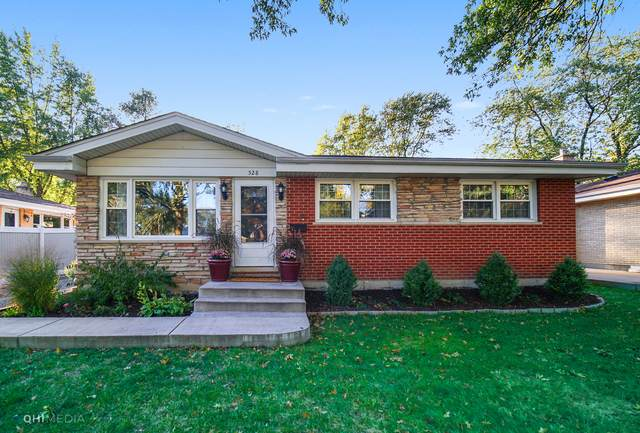 528 Kipling Court, Wheaton, IL 60187 (MLS #10910645) :: The Wexler Group at Keller Williams Preferred Realty