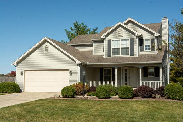3810 Crail Road, Champaign, IL 61822 (MLS #10910646) :: Helen Oliveri Real Estate