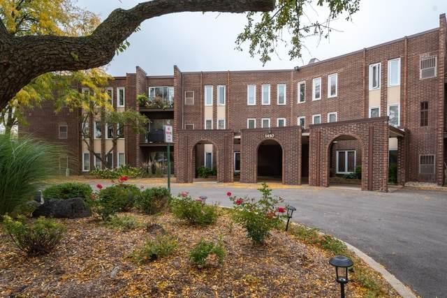 1450 Sandpebble Drive #221, Wheeling, IL 60090 (MLS #10910719) :: Helen Oliveri Real Estate