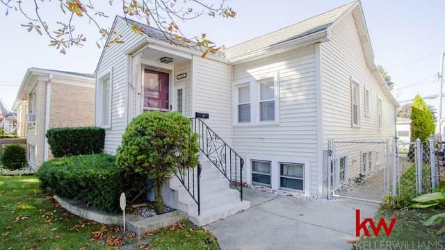 5258 N Nagle Avenue, Chicago, IL 60630 (MLS #10910797) :: Helen Oliveri Real Estate