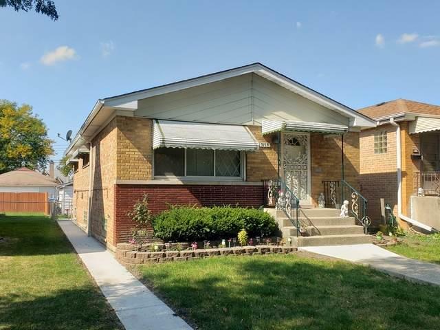 3118 N Oak Park Avenue, Chicago, IL 60634 (MLS #10910803) :: John Lyons Real Estate
