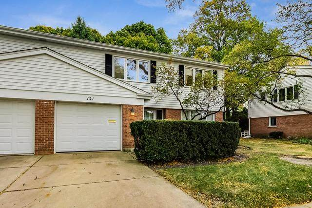 121 N Regency Drive W, Arlington Heights, IL 60004 (MLS #10910836) :: Helen Oliveri Real Estate