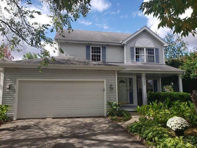 2303 N Ole Farm Road, Plainfield, IL 60586 (MLS #10910897) :: Ryan Dallas Real Estate