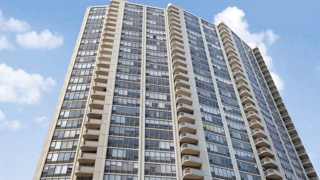 3930 N Pine Grove Avenue #613, Chicago, IL 60613 (MLS #10910908) :: RE/MAX Next
