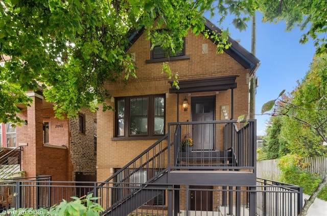 2047 W Homer Street, Chicago, IL 60647 (MLS #10910936) :: RE/MAX Next
