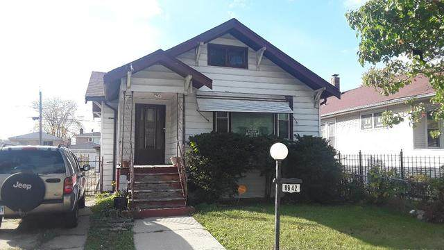 9942 S Yale Avenue, Chicago, IL 60628 (MLS #10910949) :: Helen Oliveri Real Estate