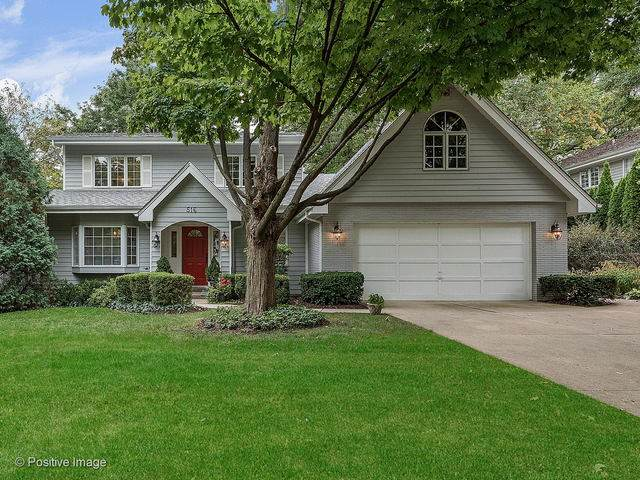 516 County Line Court, Hinsdale, IL 60521 (MLS #10910954) :: The Wexler Group at Keller Williams Preferred Realty