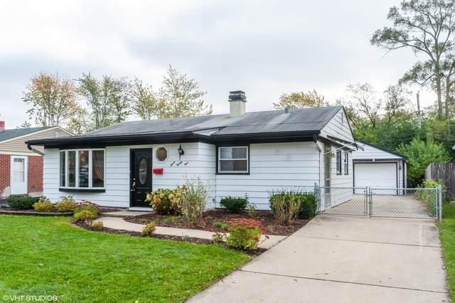 729 Linda Terrace, Wheeling, IL 60090 (MLS #10911131) :: Helen Oliveri Real Estate