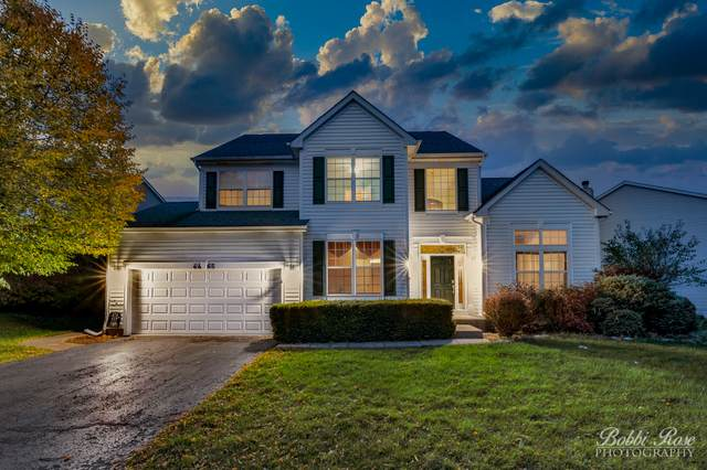 4465 Heron Drive, Lake In The Hills, IL 60156 (MLS #10911137) :: Lewke Partners