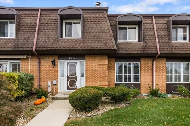 3216 Chestnut Drive, Flossmoor, IL 60422 (MLS #10911145) :: The Wexler Group at Keller Williams Preferred Realty