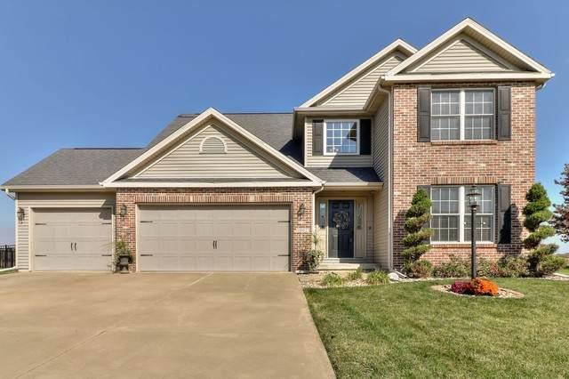 1002 Reagan Drive, ST. JOSEPH, IL 61873 (MLS #10911160) :: John Lyons Real Estate