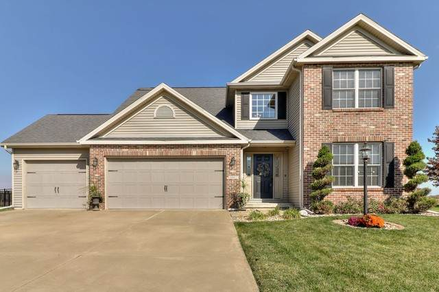 1002 Reagan Drive, ST. JOSEPH, IL 61873 (MLS #10911160) :: Helen Oliveri Real Estate