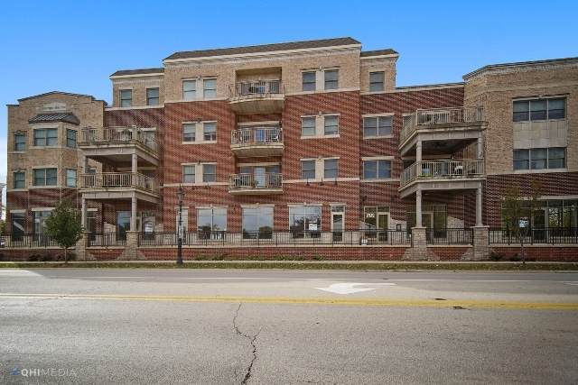 17200 Oak Park Avenue #306, Tinley Park, IL 60477 (MLS #10911184) :: The Wexler Group at Keller Williams Preferred Realty