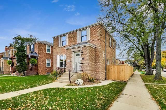 6859 W Foster Avenue, Chicago, IL 60656 (MLS #10911227) :: Helen Oliveri Real Estate