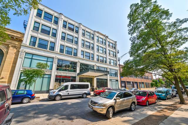 4715 N Racine Avenue #209, Chicago, IL 60640 (MLS #10911278) :: John Lyons Real Estate