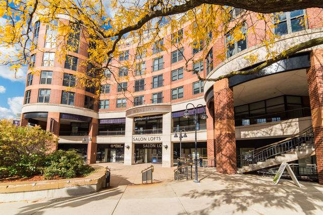 350 W Belden Avenue #508, Chicago, IL 60614 (MLS #10911285) :: The Wexler Group at Keller Williams Preferred Realty