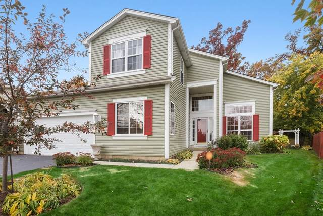 7687 Gamay Court, Gurnee, IL 60031 (MLS #10911307) :: Ryan Dallas Real Estate