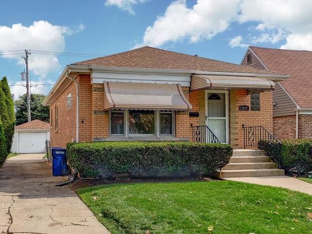 1817 N 72nd Court, Elmwood Park, IL 60707 (MLS #10911320) :: Helen Oliveri Real Estate