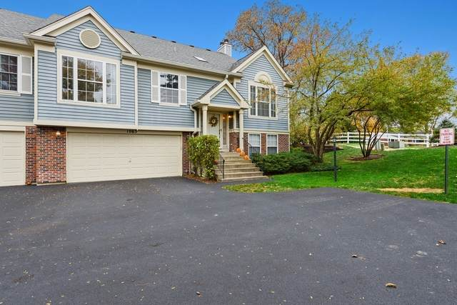 1063 Quaker Hill Court #1063, Elgin, IL 60120 (MLS #10911323) :: Helen Oliveri Real Estate