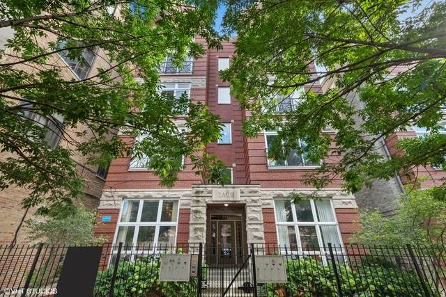 2117 W Rice Street 4E, Chicago, IL 60622 (MLS #10911476) :: Property Consultants Realty