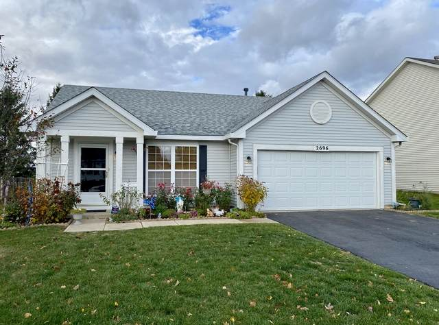 2696 Jenna Circle, Montgomery, IL 60538 (MLS #10911488) :: Ryan Dallas Real Estate