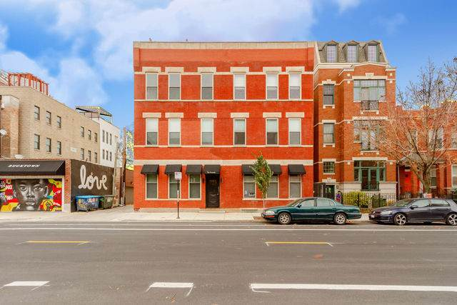1857 N Damen Avenue 1N, Chicago, IL 60647 (MLS #10911520) :: RE/MAX Next