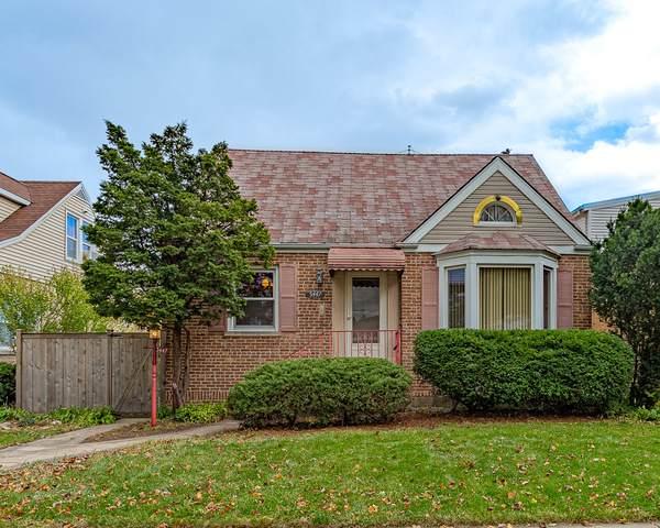 5447 N New England Avenue, Chicago, IL 60656 (MLS #10911560) :: Ryan Dallas Real Estate