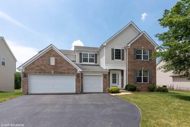 1002 Balmoral Lane, Elgin, IL 60120 (MLS #10911562) :: Ryan Dallas Real Estate