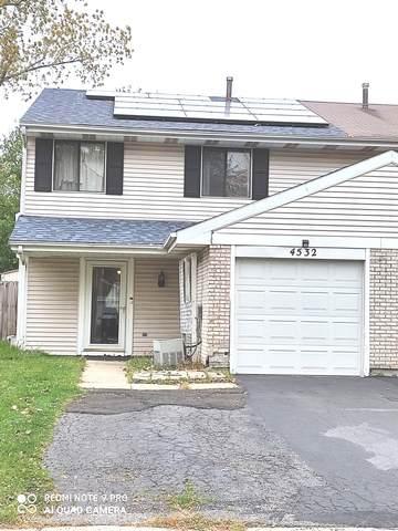 4532 Whitney Drive, Hanover Park, IL 60133 (MLS #10911570) :: Ryan Dallas Real Estate