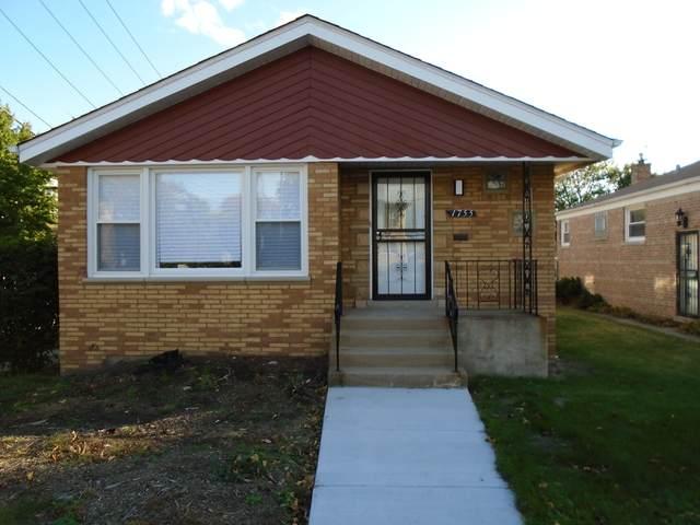 1755 E 93 Street, Chicago, IL 60617 (MLS #10911582) :: Ryan Dallas Real Estate