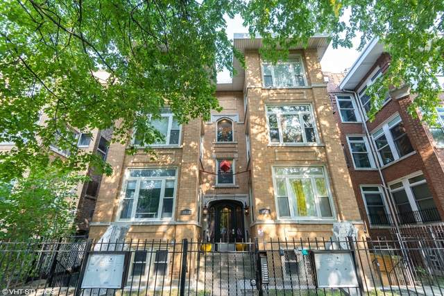 4821 N Sawyer Avenue G, Chicago, IL 60625 (MLS #10911607) :: Property Consultants Realty
