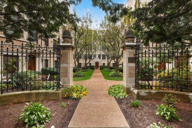 822 Judson Avenue #4, Evanston, IL 60202 (MLS #10911695) :: The Wexler Group at Keller Williams Preferred Realty