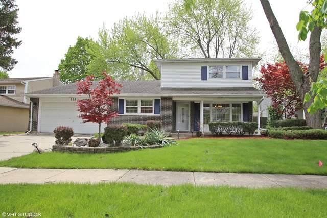 207 W Emerson Street, Arlington Heights, IL 60005 (MLS #10911704) :: John Lyons Real Estate
