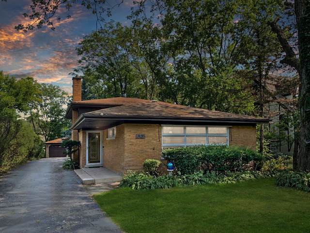 33 Springlake Avenue, Hinsdale, IL 60521 (MLS #10911718) :: Helen Oliveri Real Estate
