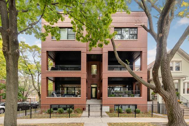 2165 N Claremont Avenue 1N, Chicago, IL 60647 (MLS #10911725) :: John Lyons Real Estate