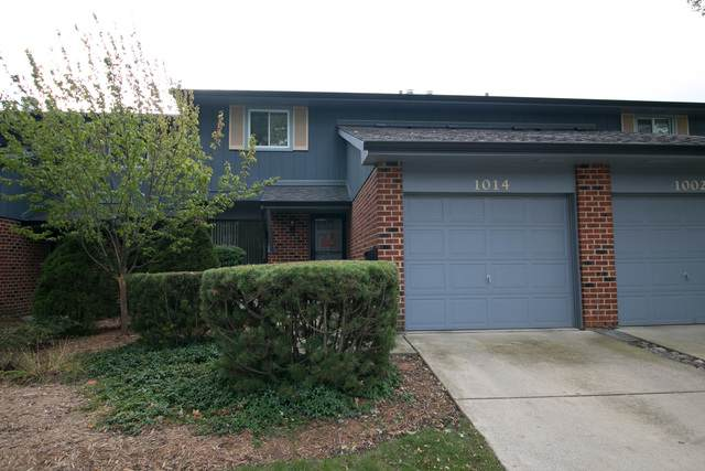 1014 Whitchurch Court #1014, Wheaton, IL 60187 (MLS #10911772) :: The Wexler Group at Keller Williams Preferred Realty