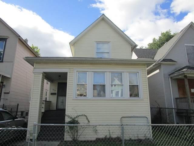 5237 W Race Avenue, Chicago, IL 60644 (MLS #10911801) :: Helen Oliveri Real Estate