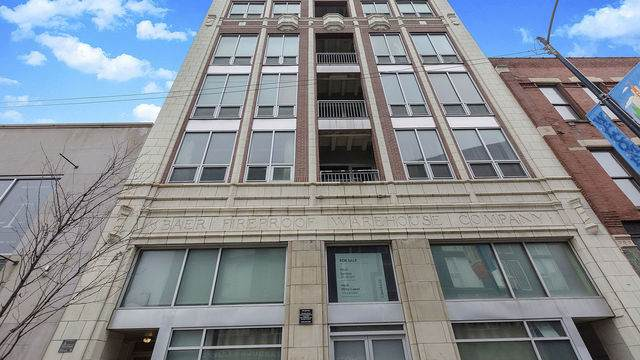 1927 N Milwaukee Avenue #403, Chicago, IL 60647 (MLS #10911849) :: John Lyons Real Estate