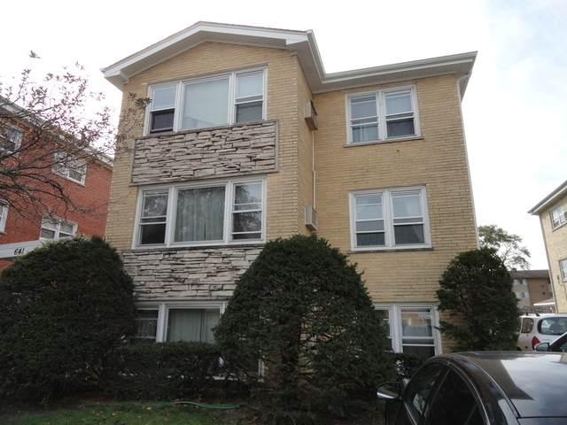 641 Beau Court, Des Plaines, IL 60016 (MLS #10911883) :: Helen Oliveri Real Estate