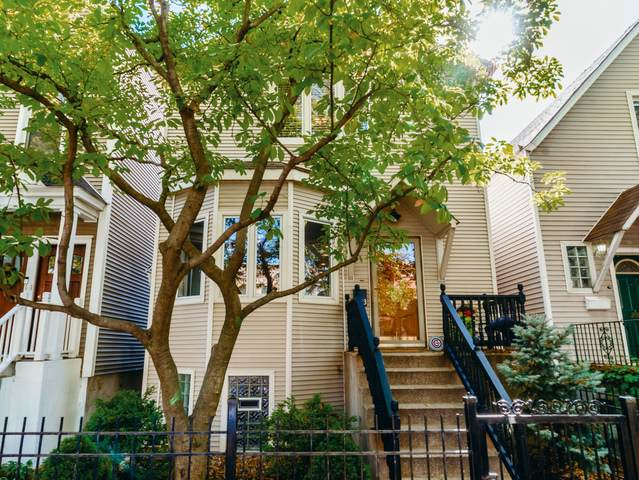 2013 W Addison Street, Chicago, IL 60618 (MLS #10911895) :: Lewke Partners