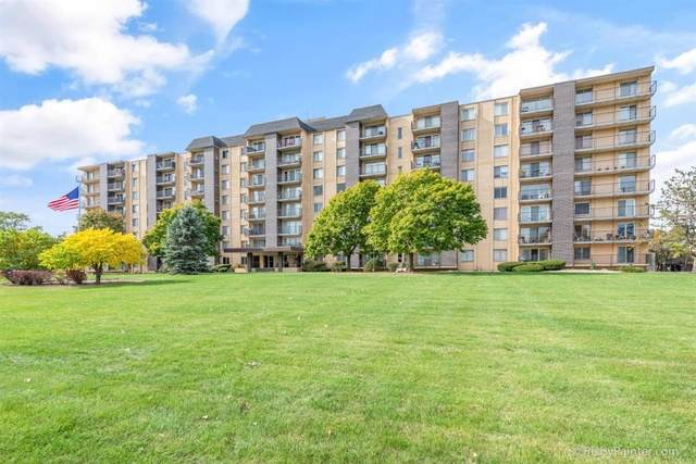 5400 Walnut Avenue #808, Downers Grove, IL 60515 (MLS #10911928) :: The Wexler Group at Keller Williams Preferred Realty