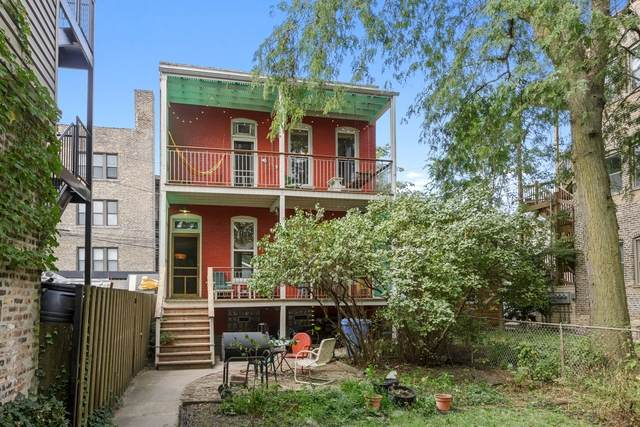 1104 N California Avenue, Chicago, IL 60622 (MLS #10911984) :: Property Consultants Realty