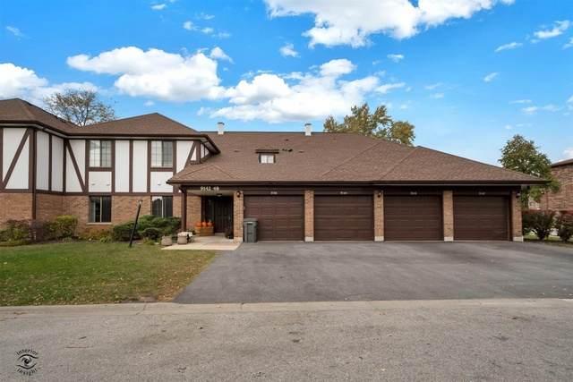 9142 Clairmont Court #117, Orland Park, IL 60462 (MLS #10912009) :: Lewke Partners