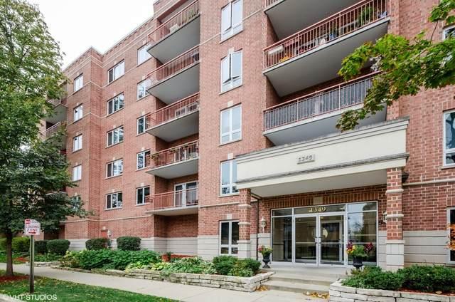 1349 E Washington Street E #608, Des Plaines, IL 60016 (MLS #10912017) :: Helen Oliveri Real Estate