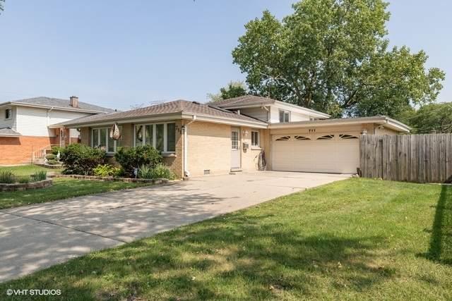 711 S Mount Prospect Road, Des Plaines, IL 60016 (MLS #10912031) :: Helen Oliveri Real Estate