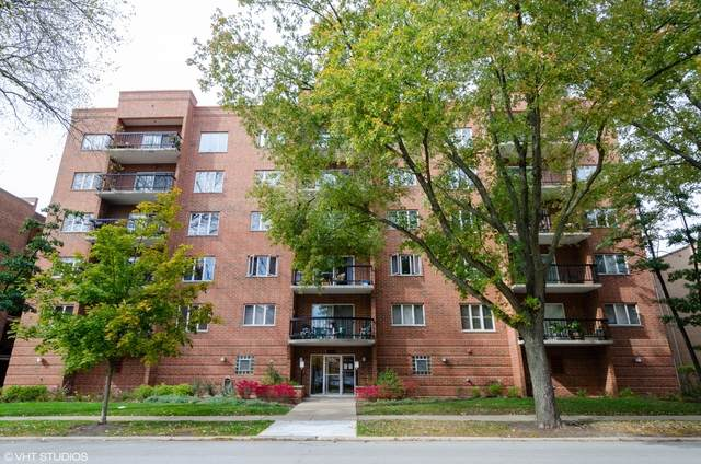 820 Graceland Avenue #302, Des Plaines, IL 60016 (MLS #10912034) :: Helen Oliveri Real Estate